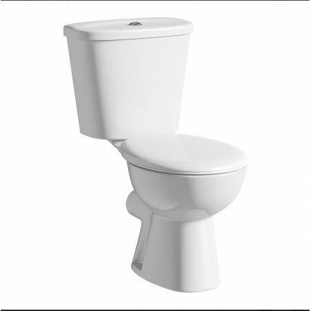 Complete Toilet With Cistern,Seat and Pan flexi connector